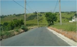 Estrada Vicinal - Socorro-SP