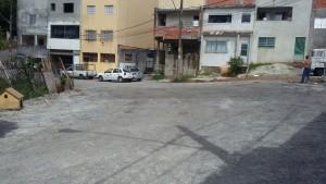 Rua após 1ª aplicação - São Bernardo do Campo-SP